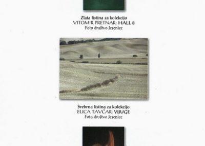 JSKD 2004 26. medobčinsko srečanje foto skupin in posameznikov Gorenjske katalog razstave 3g