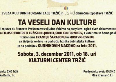 JSKD 2011 Ta veseli dan kulture vabilo 3b