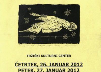 JSKD 2012 Območni pregled otroške gledališke ustvarjalnosti 2011 2012 vabilo 3a
