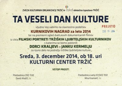 JSKD 2014 Ta veseli dan kulture vabilo 3b